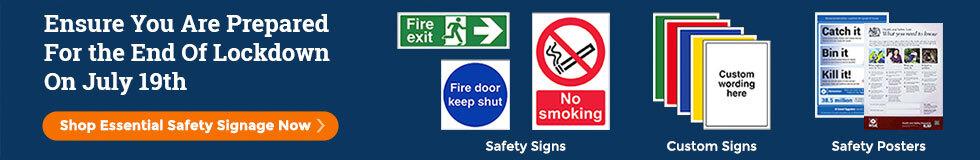 Essential Safety Signage