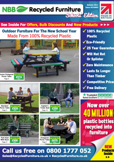 Recycled Furniture School catalogue