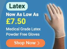 Latex Gloves Offer