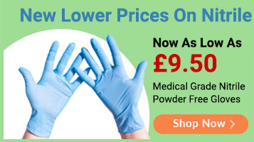 Nitrile Gloves New Prices