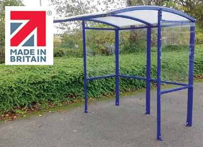 NBB Made In Britain smoking shelter
