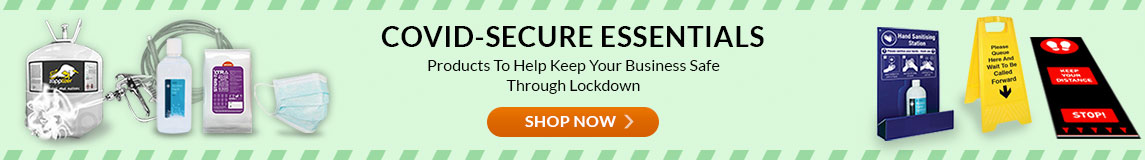covid secure essentials